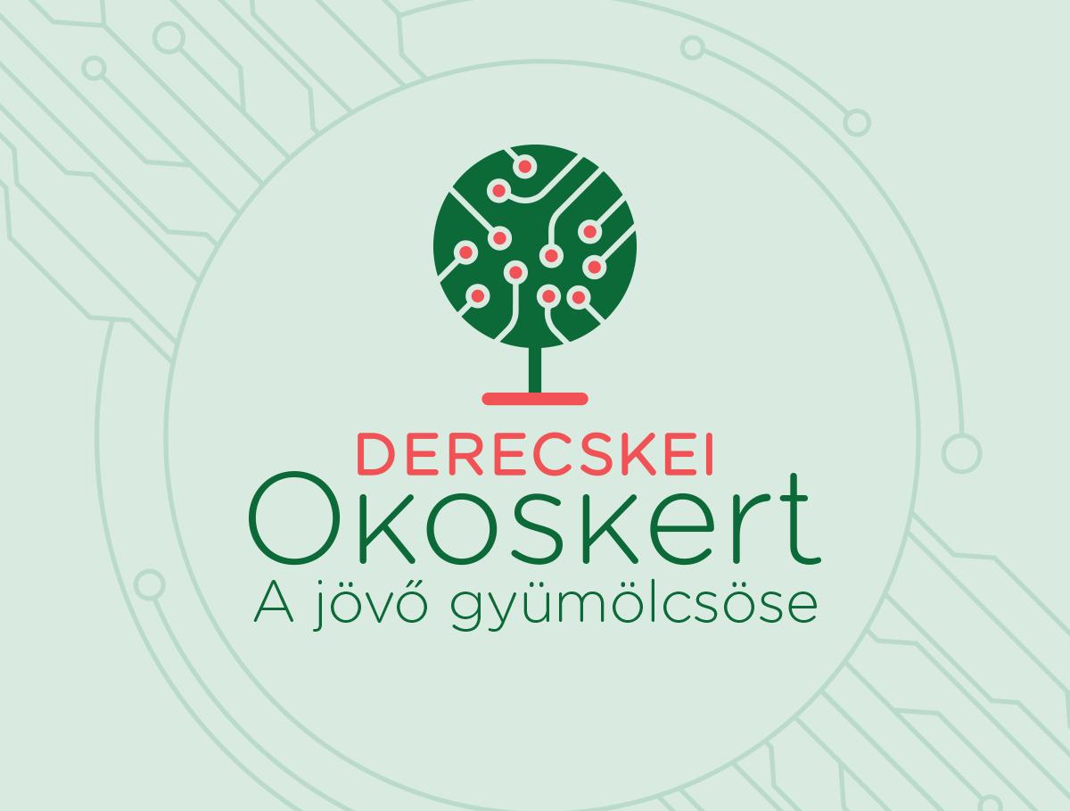 Derecskei Okoskert logo