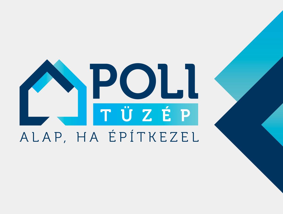 Poli Tüzép logo