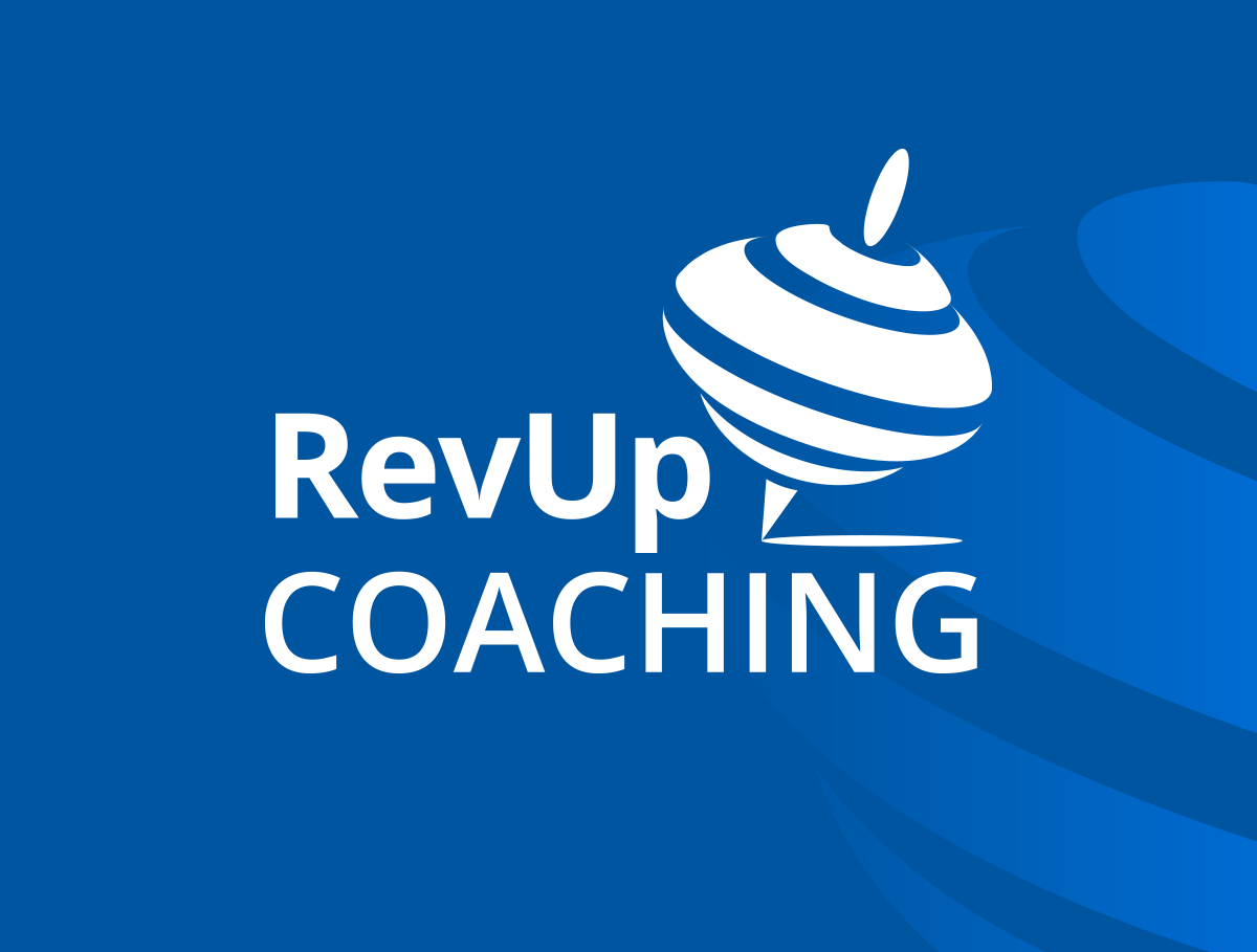 RevUp Coaching logo