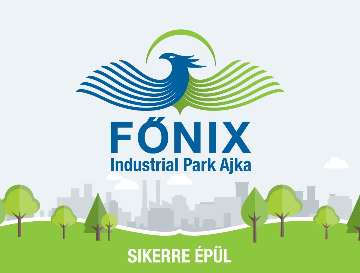 Főnix Ipari Park Ajka logo