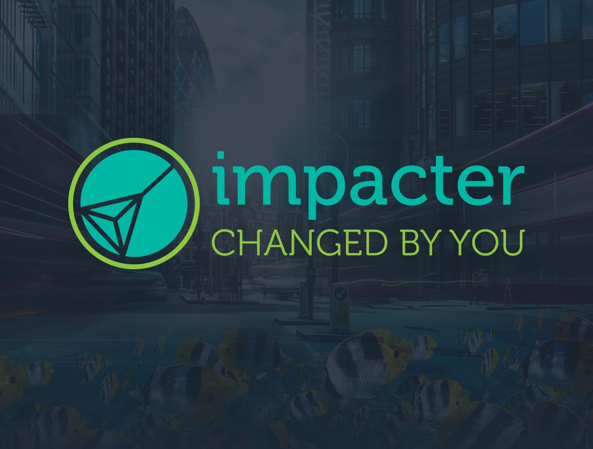 The Impacter logo