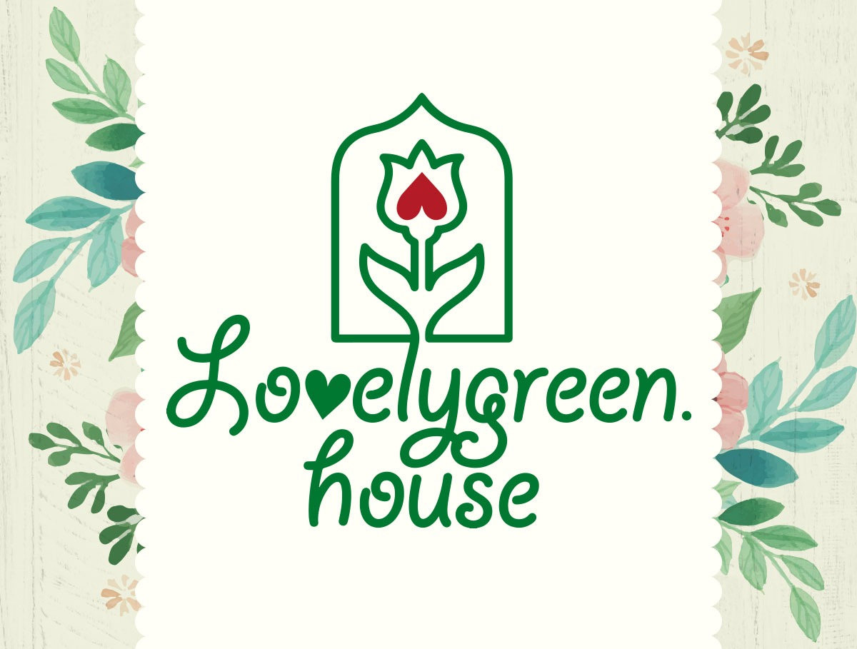 Lovelygreen House logo