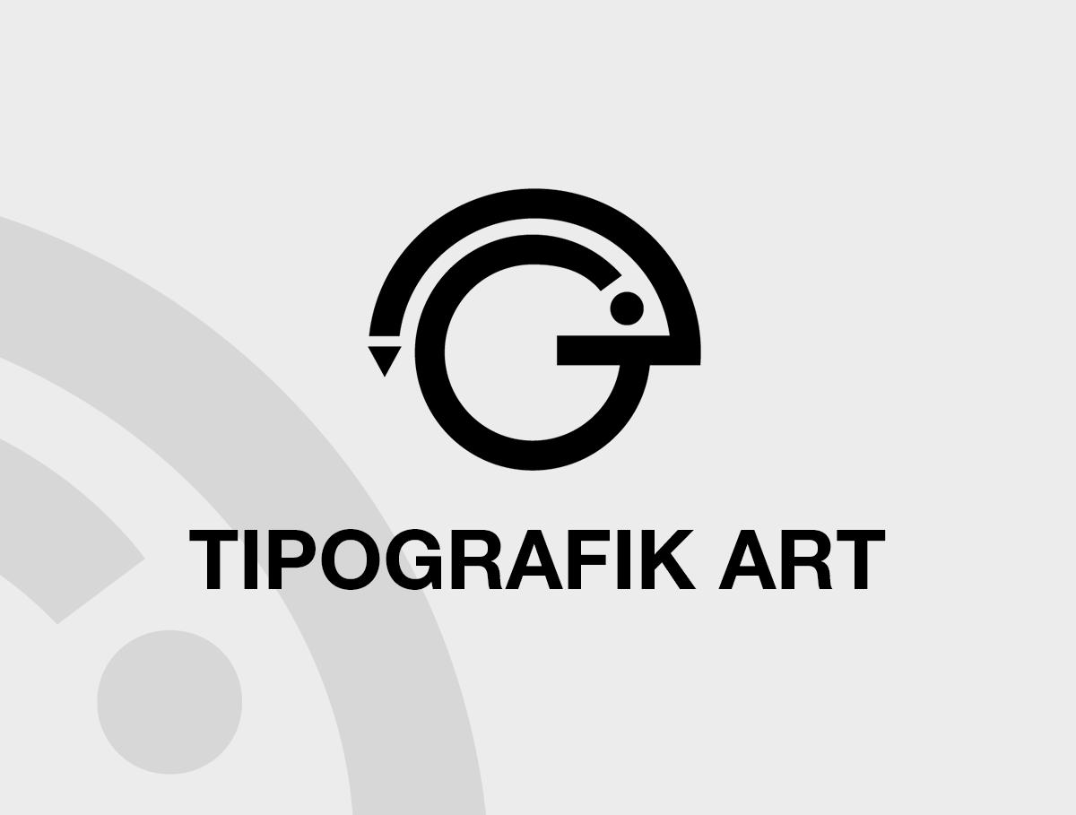 Tipografik Art logo