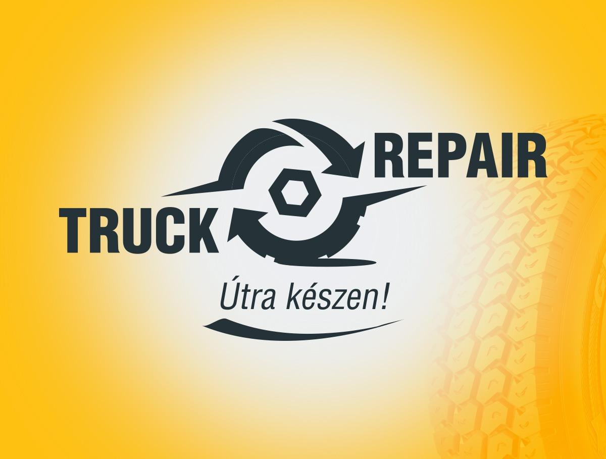 Truck Repair logo
