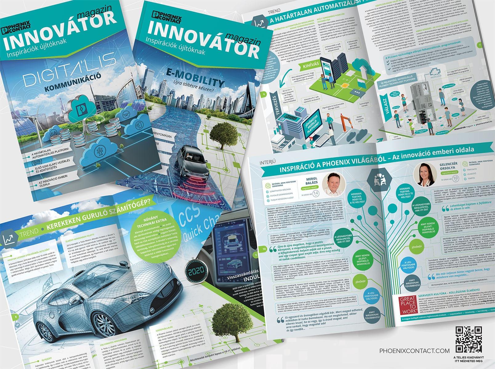Innovator Műhely magazin