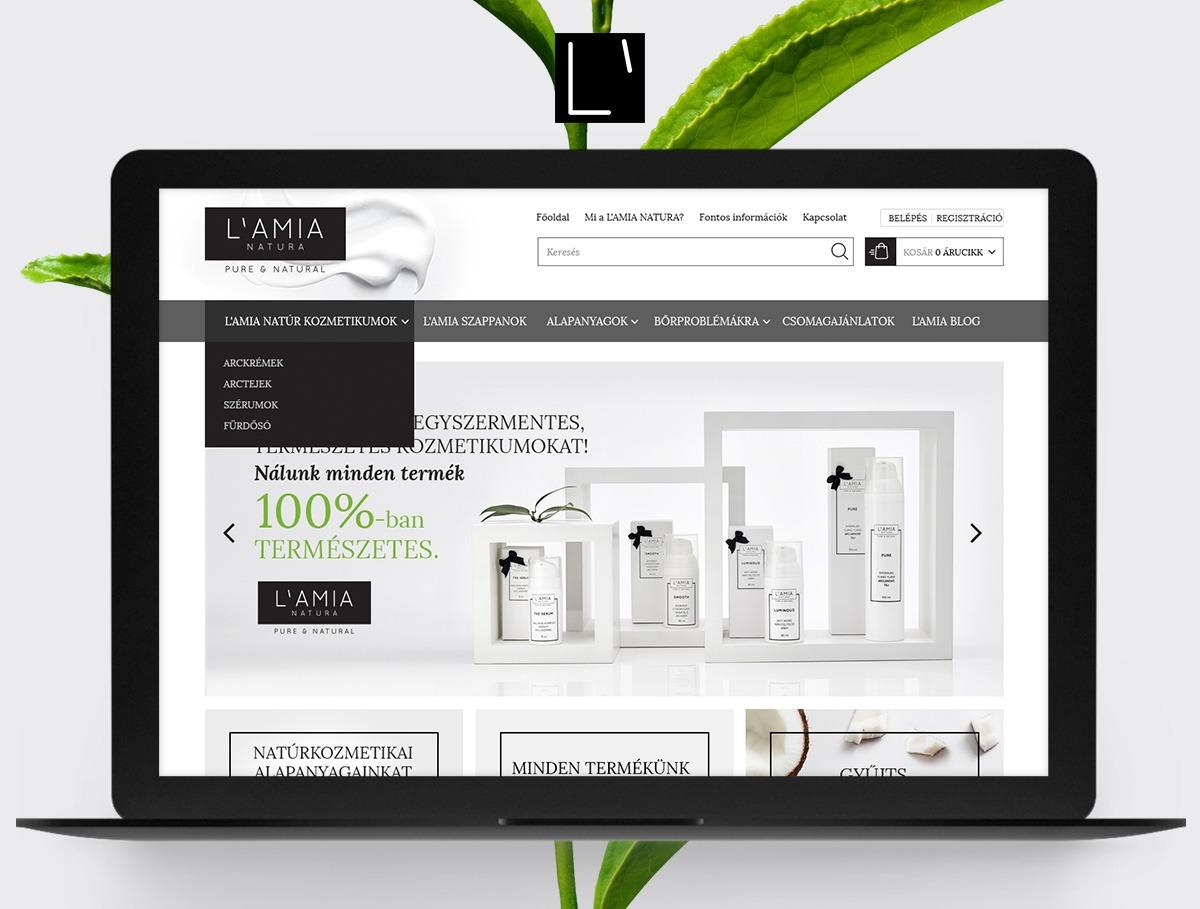 Lamia webdesign