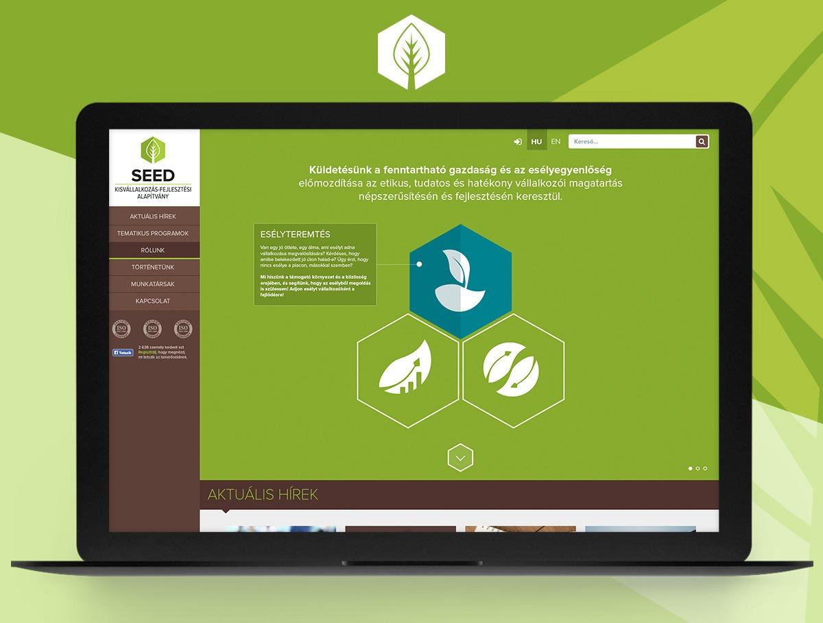 SEED webdesign