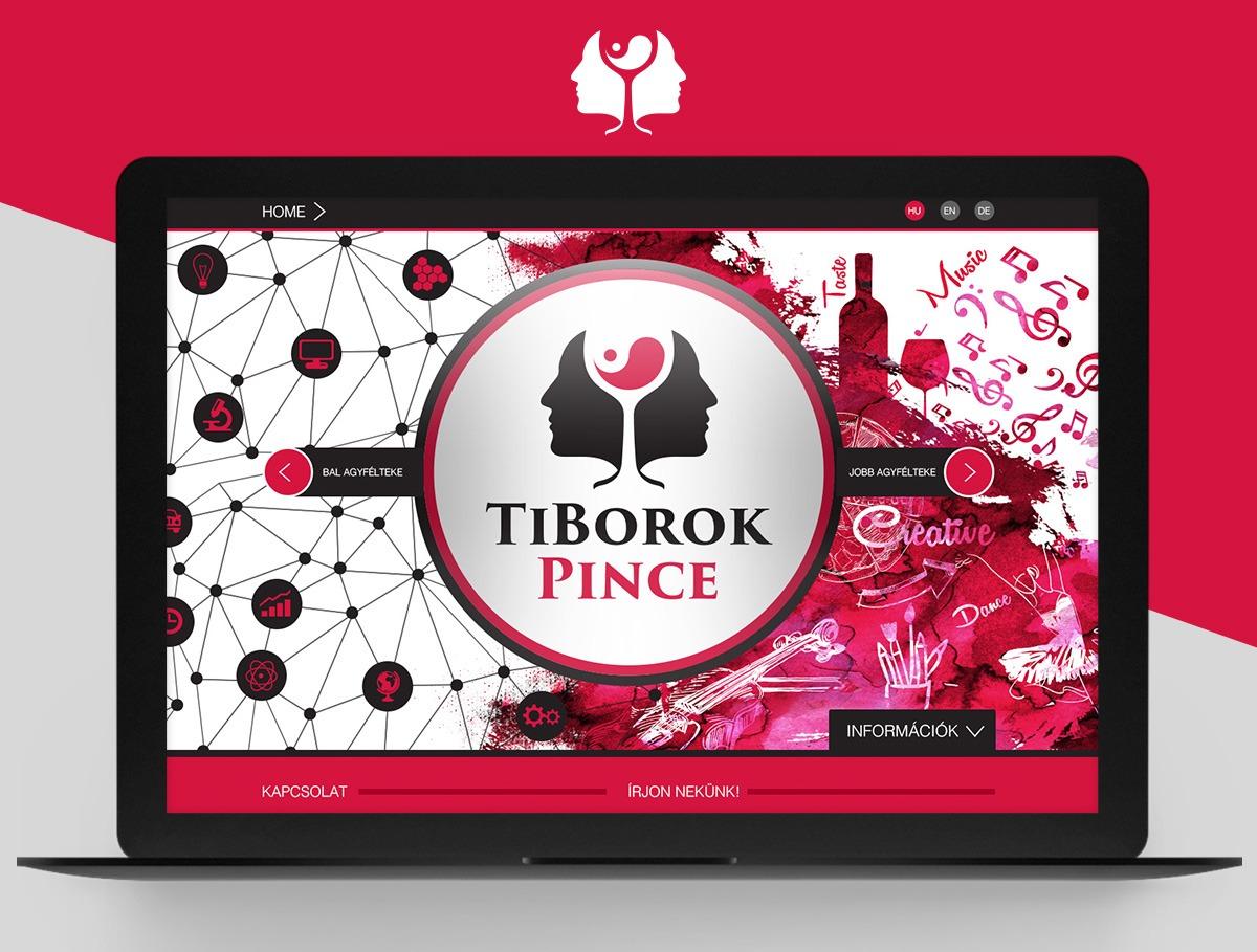 TiBorok webdesign