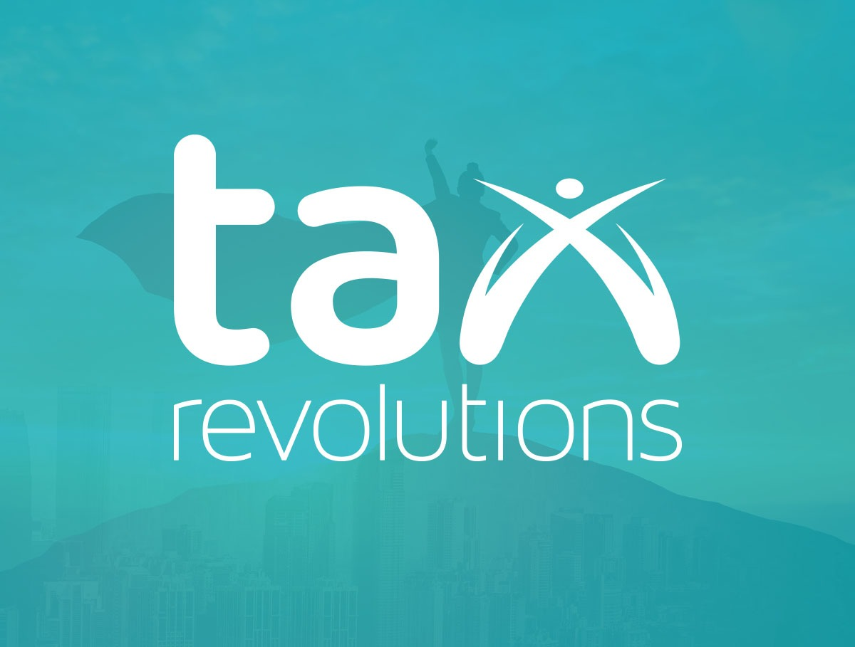 TAX revolutions logo