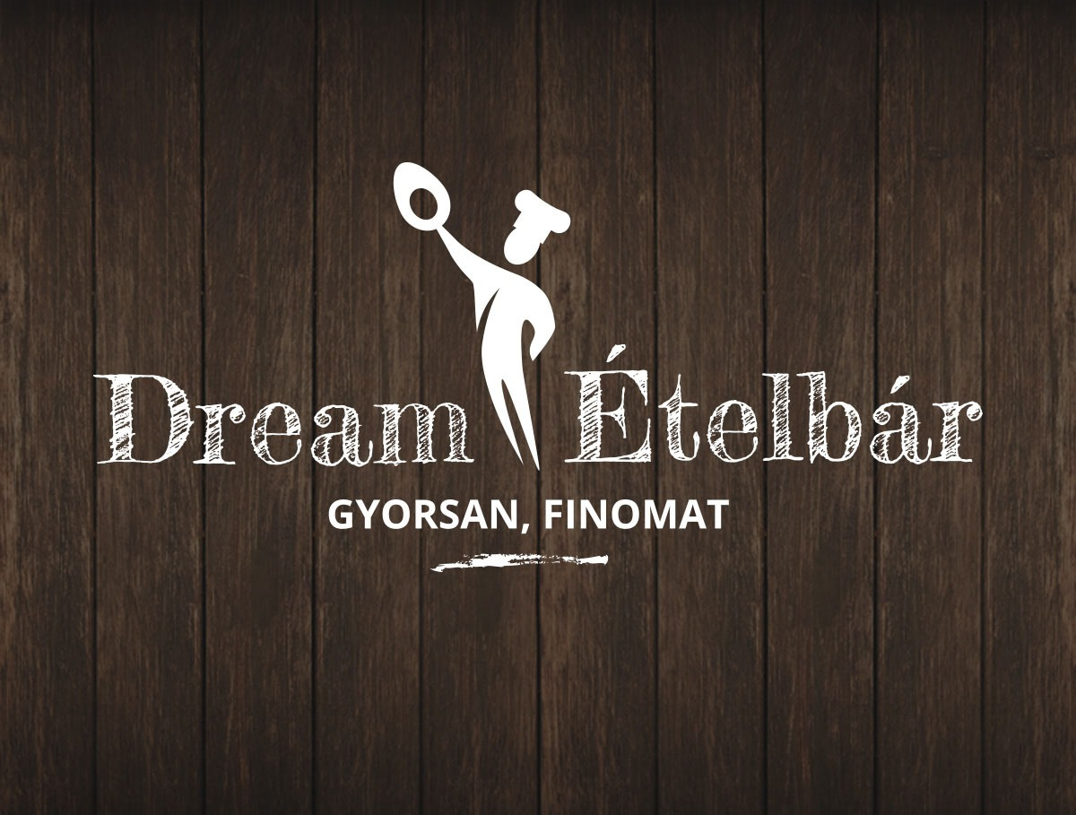 Dream Ételbár logo