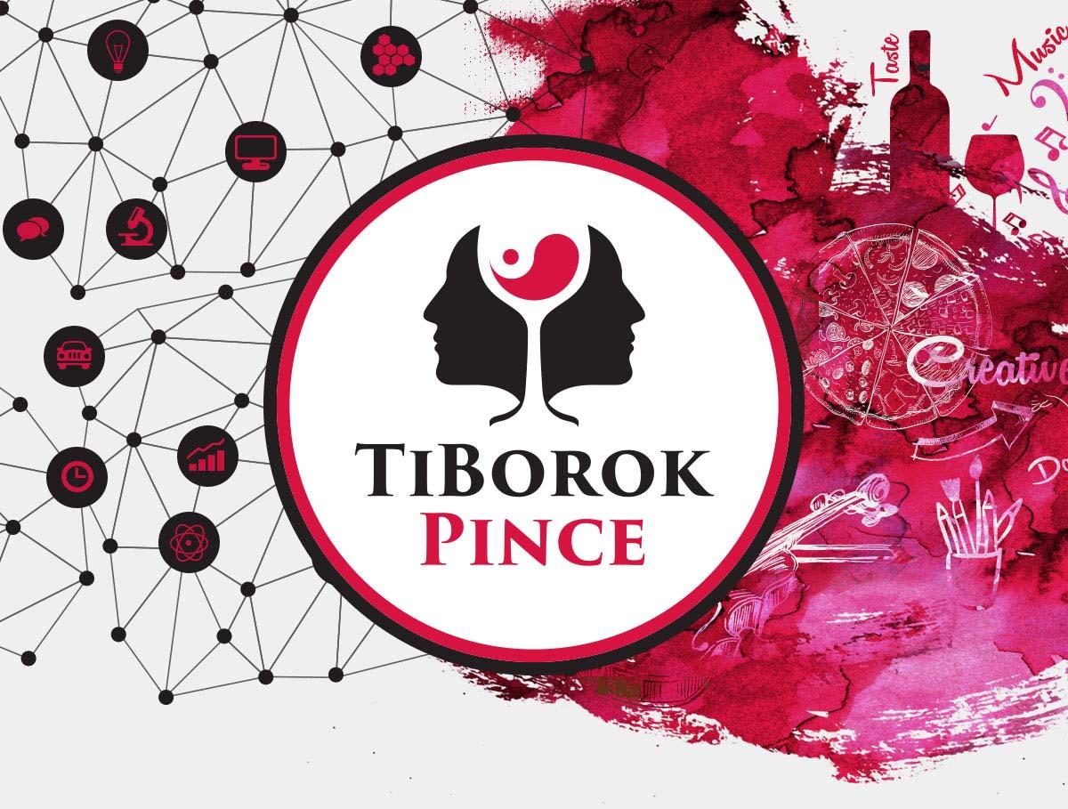 TiBorok pince logo