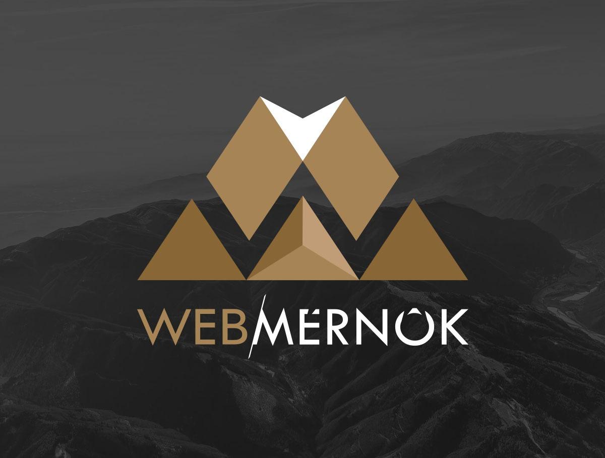 Webmérnök logo